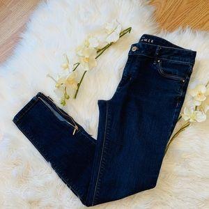 White House Black Market Jeans - WhiteHouseBlackMarket Crop Jeans The Skimmer Sz4